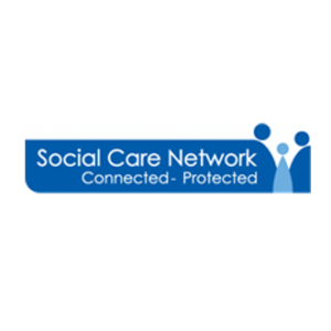 social care network logo referentie